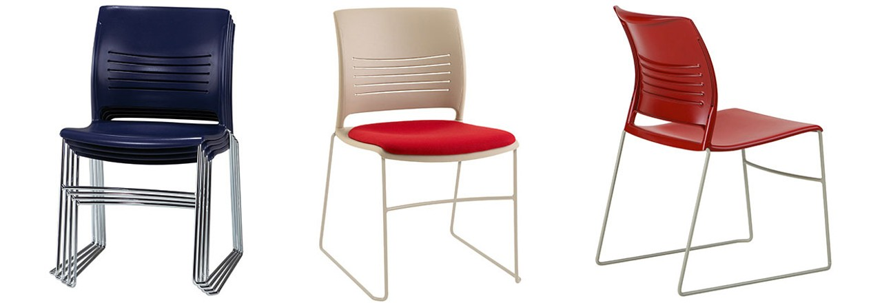 Strive HD Stacking Chair