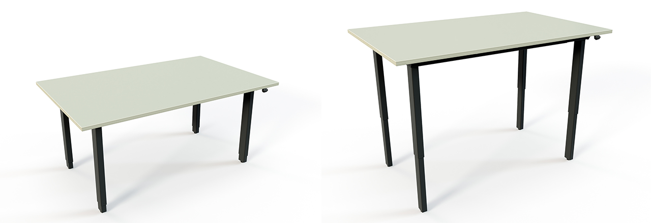 Work2.1 Sit-Stand Tables