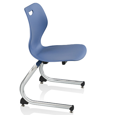 Intellect Wave Stacking Chair